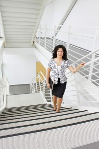 bigstock-Woman-walking-up-the-stairs-48432704